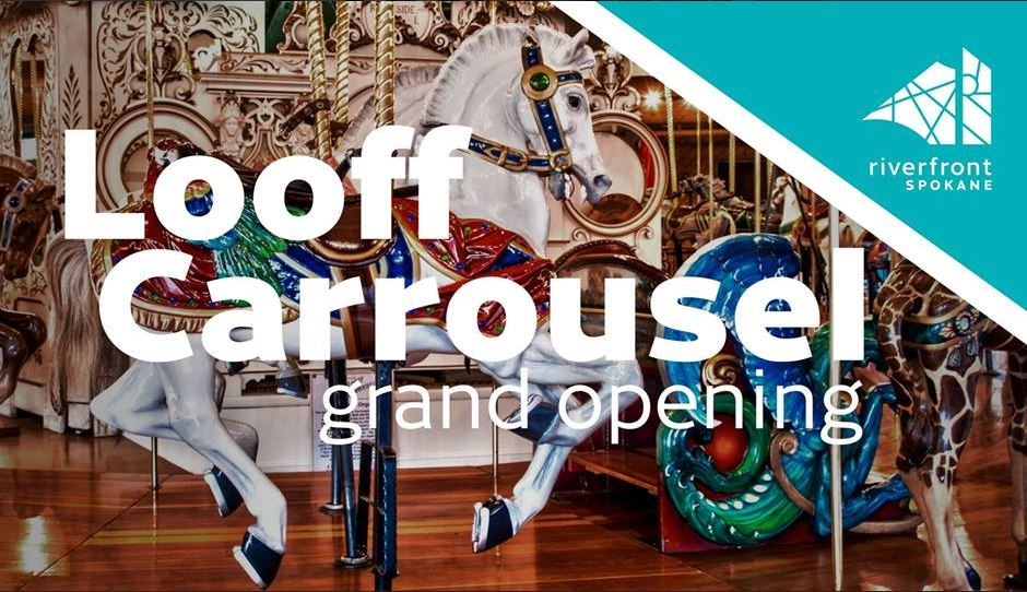 Looff Carrousel to open Saturday, May 12
