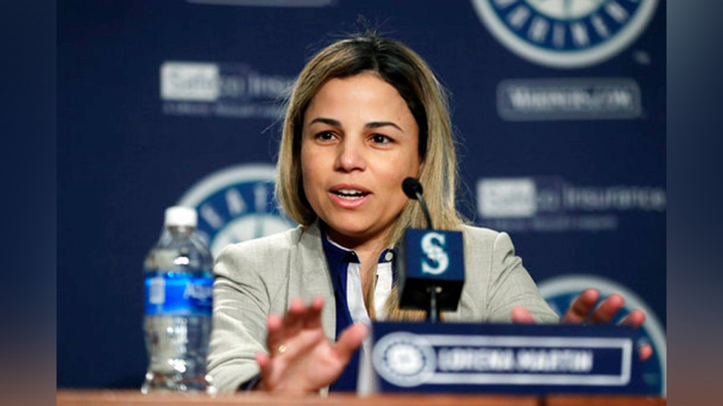 Ex-employee Dr. Lorena Martin accuses Mariner's management team of being racist toward players