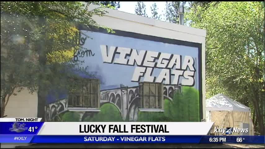 'Lucky Fall' festival bringing new life to Spokane's Vinegar Flats