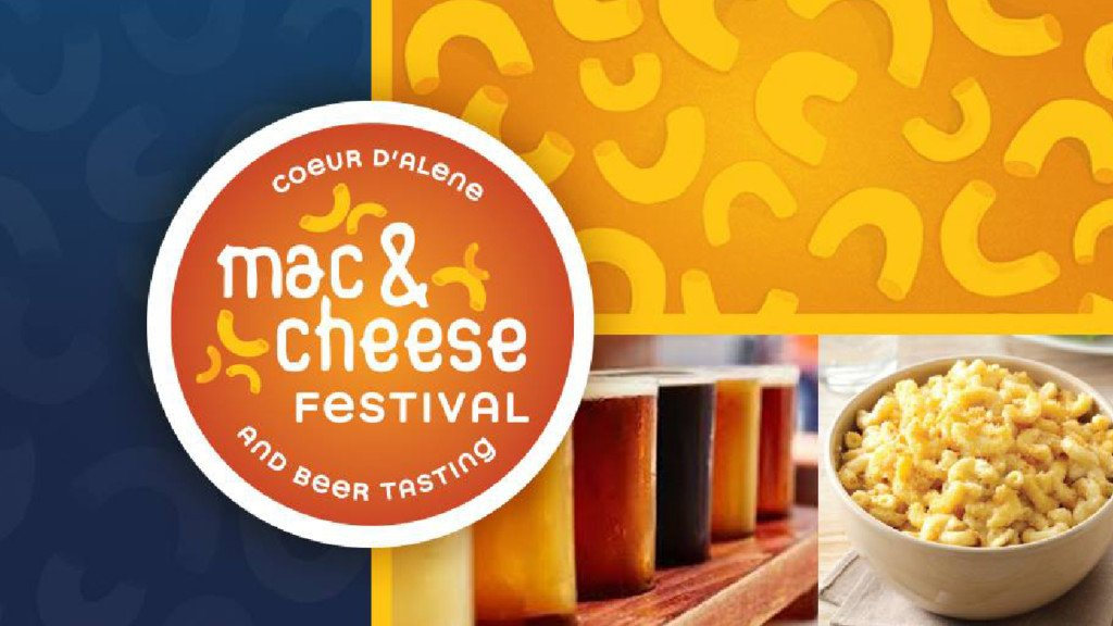 Mac and Cheese festival returns to Coeur d'Alene