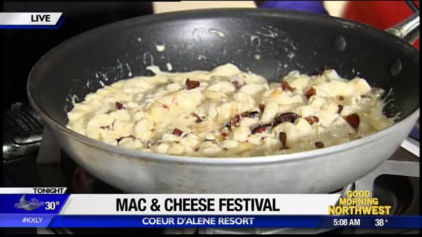 More ways to indulge at the Coeur d'Alene Resort Mac & Cheese Fest next weekend