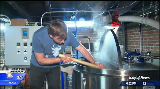 Made in the Northwest: Young Buck Brewing
