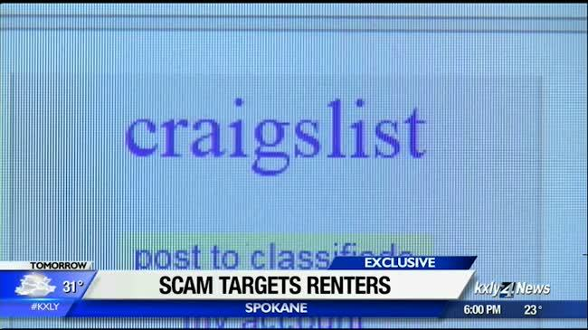 Man loses thousands to rental scam