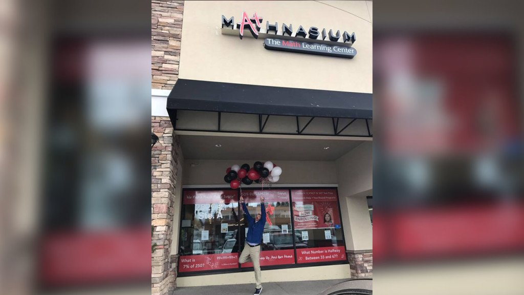Mathnasium celebrates grand opening on the South Hill