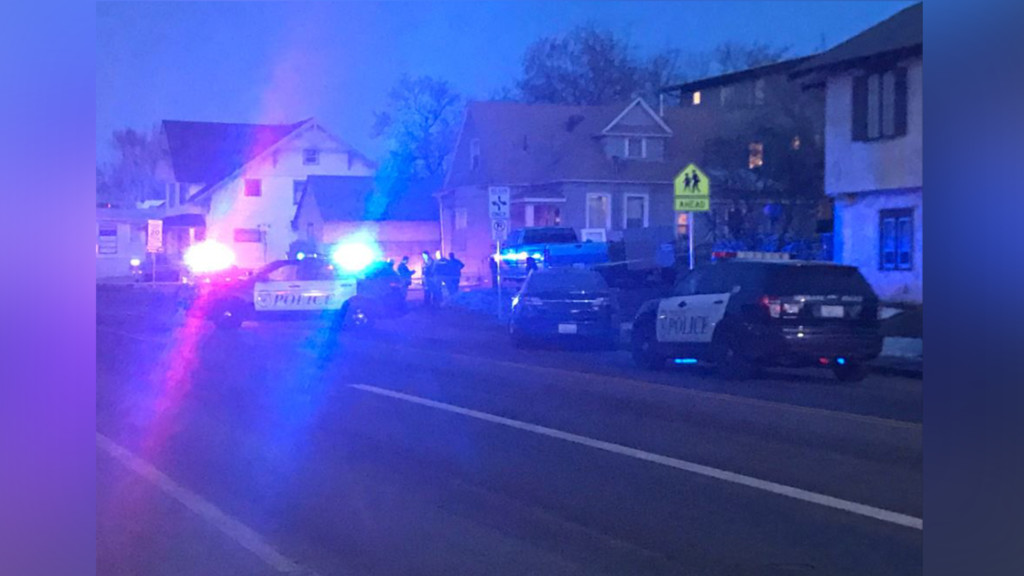 One person injured in shooting near North Central High School