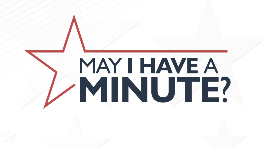 May I Have a Minute? Spokane mayoral candidates answer your questions… and a few others