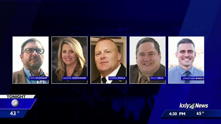 WATCH LIVE: Candidates for Spokane mayor, city council and school board participate in forum