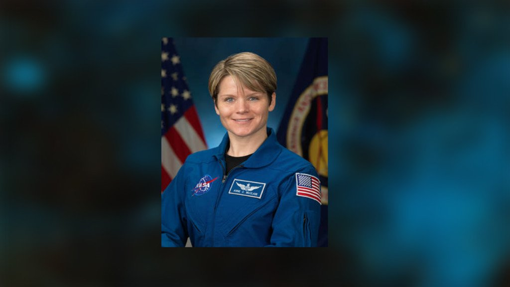 Spokane astronaut scheduled for ride into space