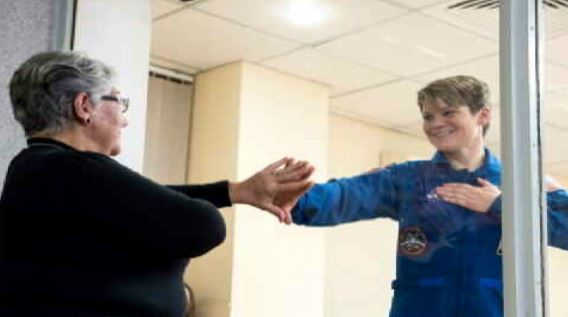 Raising an astronaut: Anne McClain's mom reflects on her journey to space