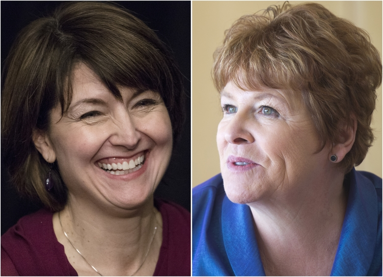 Poll shows McMorris Rodgers with slight lead over Brown