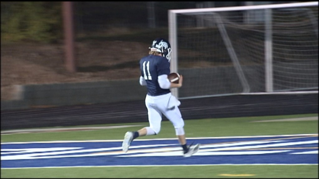 FNSE 10.4.19 Gonzaga Prep takes down Mead