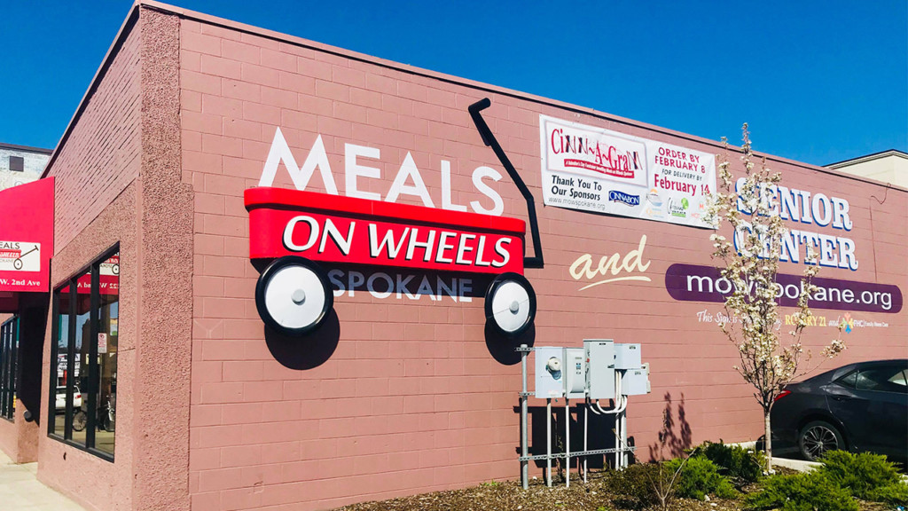 Meals on Wheels running on empty