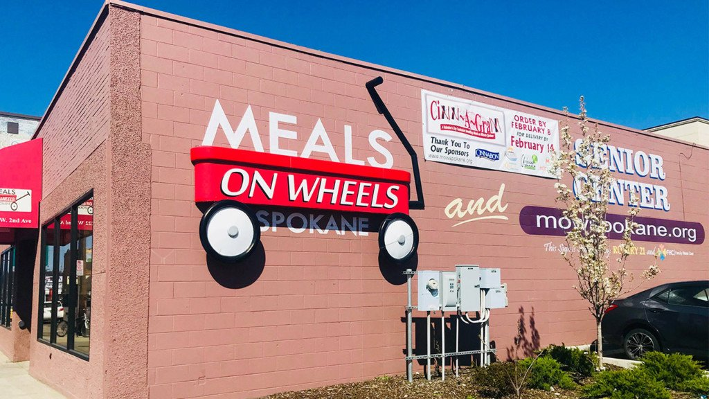 Fan donations needed for Meals on Wheels' seniors