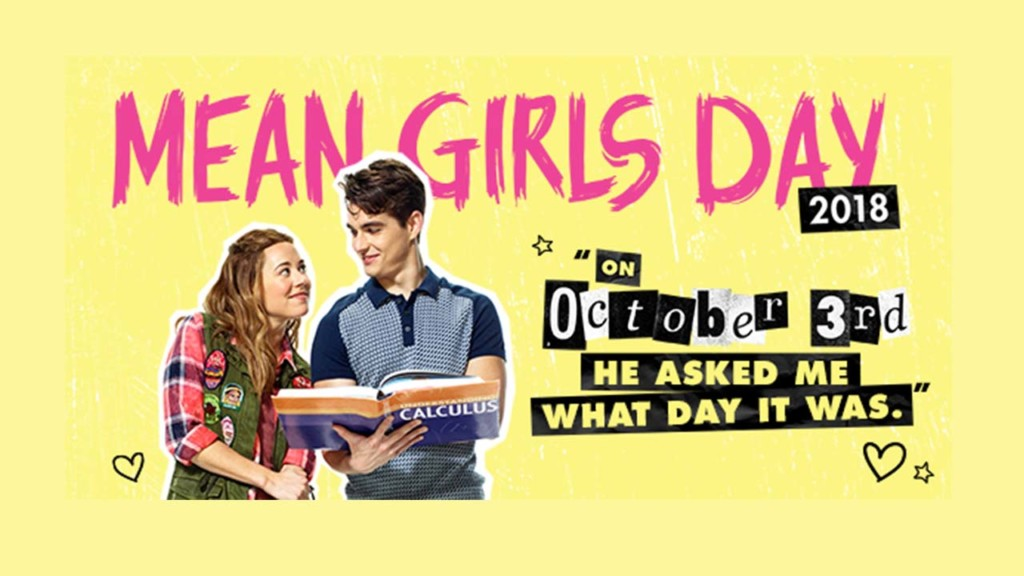 Win a trip to NYC to see Mean Girls on Broadway