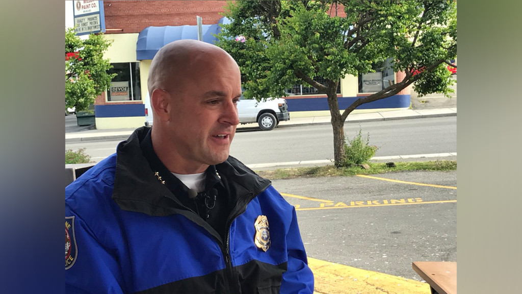 Spokane's police chief named in federal lawsuit over new gun laws