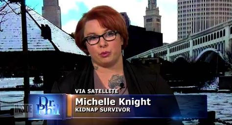 Cleveland kidnapping survivor Michelle Knight's advice for 13 Turpin siblings