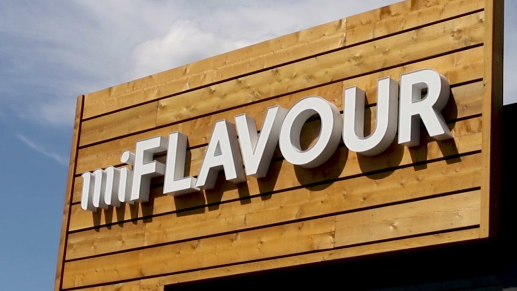 miFLAVOUR opening a brand-new cafe Friday