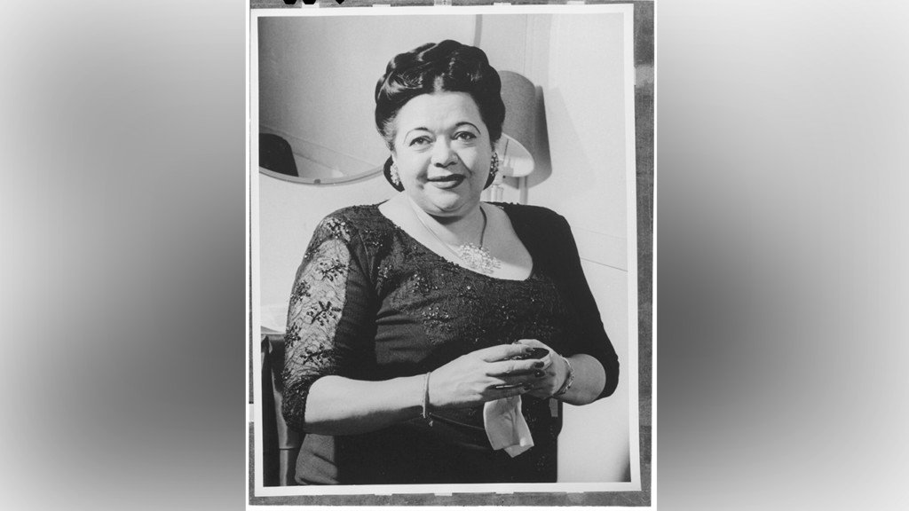 Tribute show to Mildred Bailey