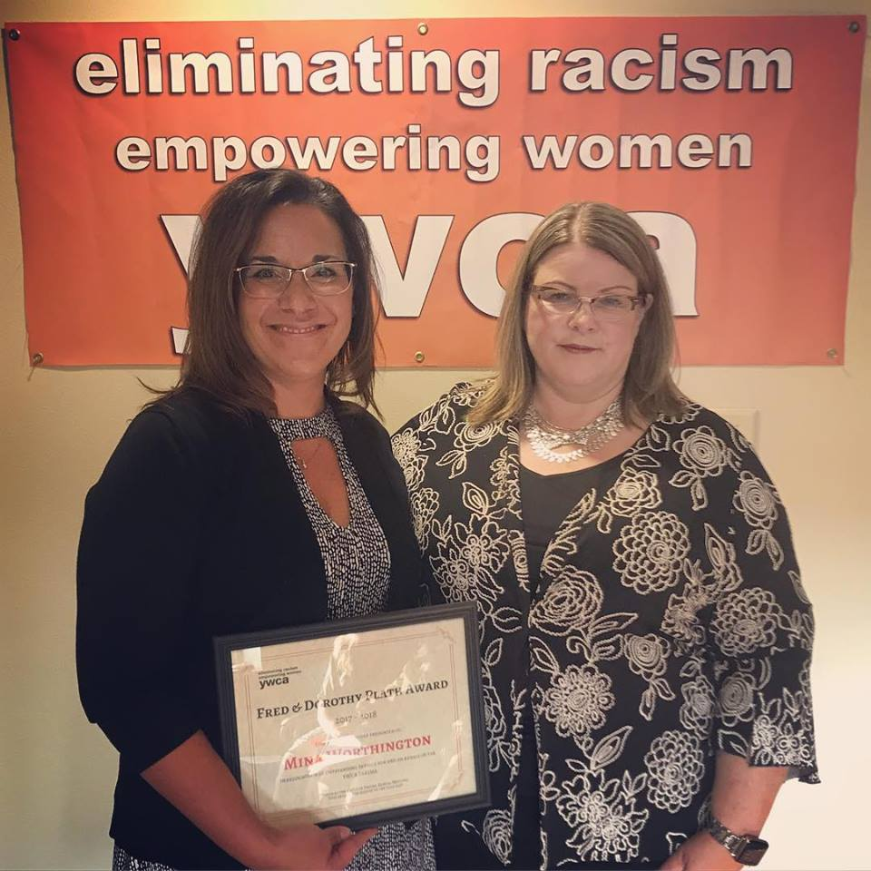 YWCA of Yakima announces winner of Dorthy and Fred Plath Award