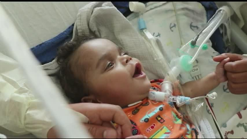 Miracle Monday: A year of miracles at Sacred Heart Children's Hospital