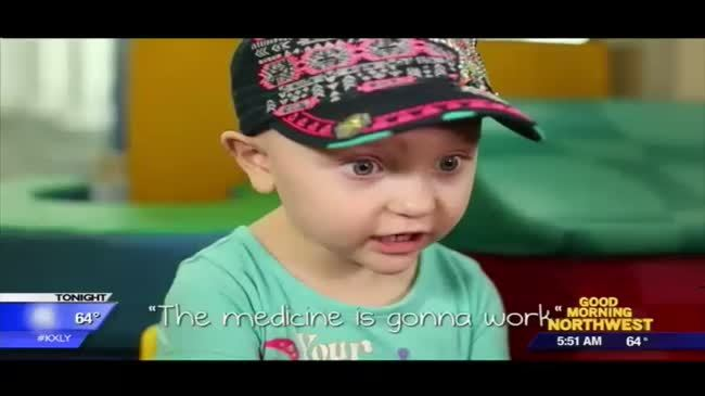 Miracle Monday: Child's Oncology