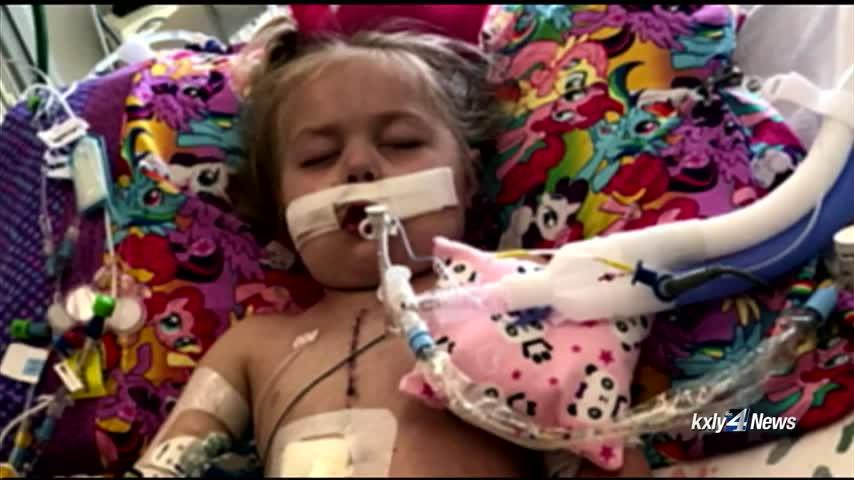 Miracle Monday: Family grateful for treatment, opportunities at Sacred Heart Children's Hospital
