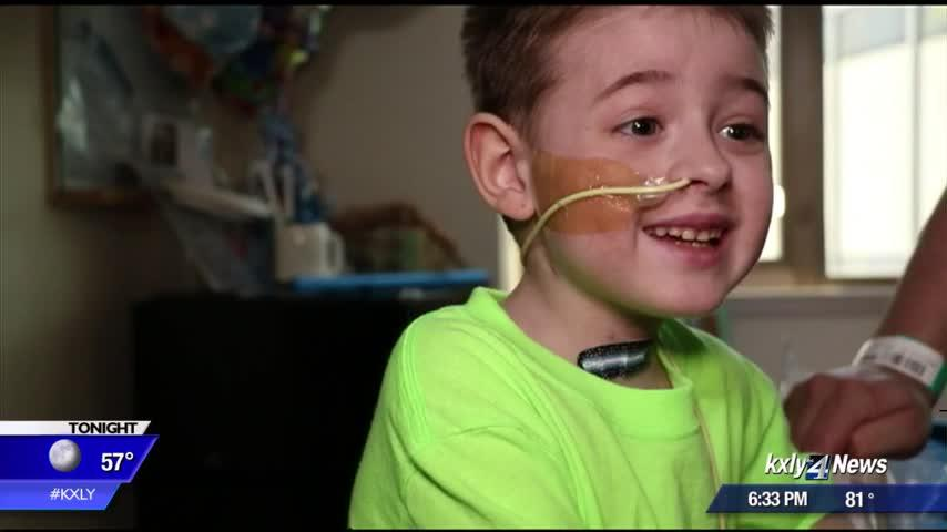 Miracle Monday: Spokane child makes miraculous recovery