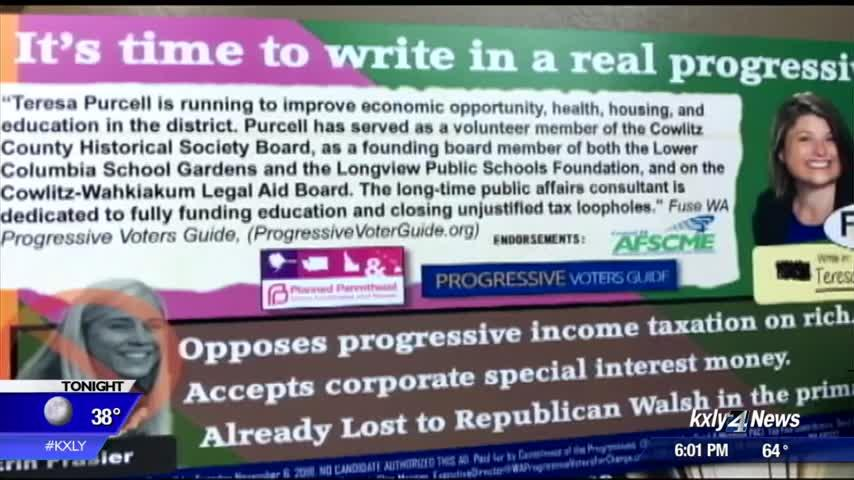 Mailers sent to Spokane voters falsely encouraging write-in votes