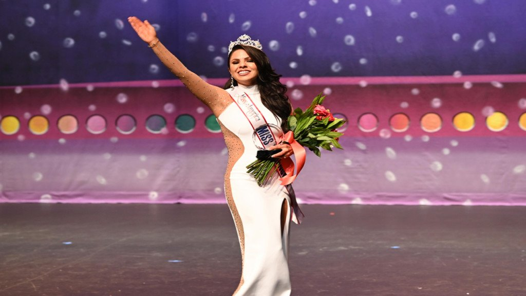 Local woman wins inaugural Miss Washington for America pageant