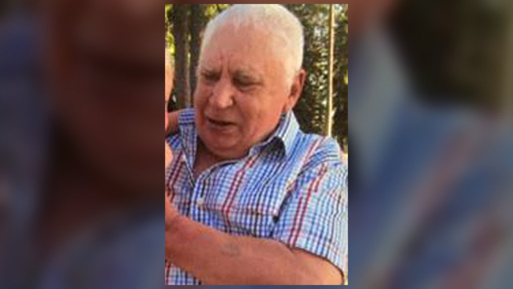 Missing elderly man found safe, returned home