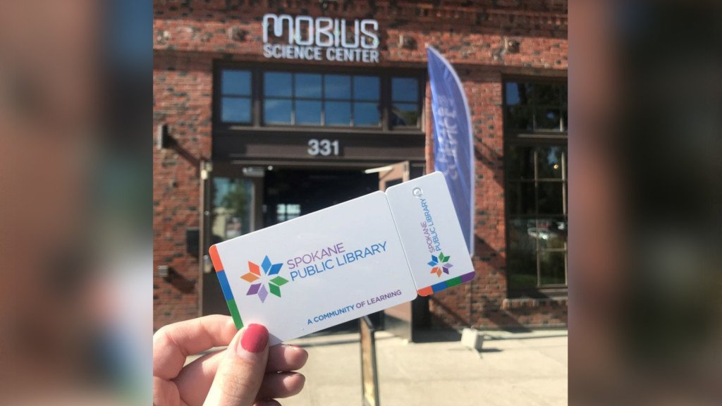 Spokane Public Library offering passes to Mobius Science Center
