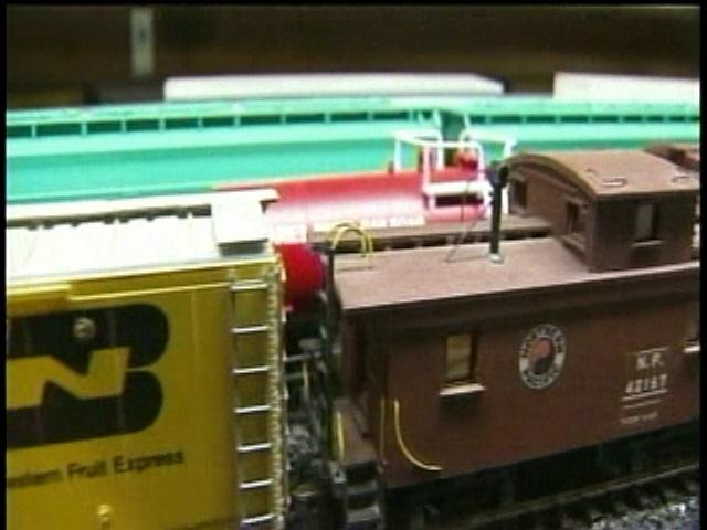 The Fall Train Show rolls in to Spokane today