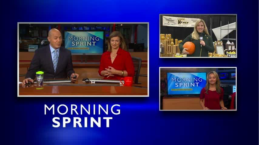 Friday morning's top stories