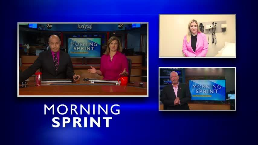 Monday morning's top stories