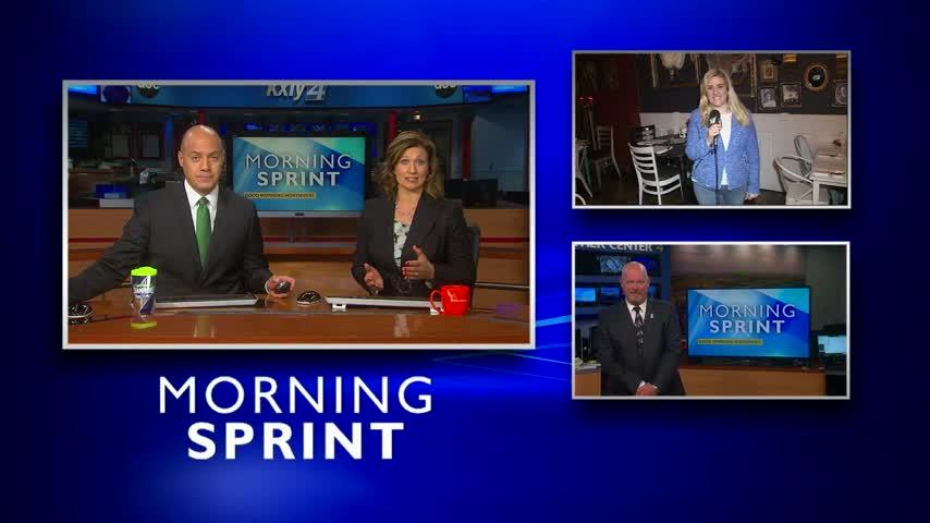 Wednesday morning's top stories