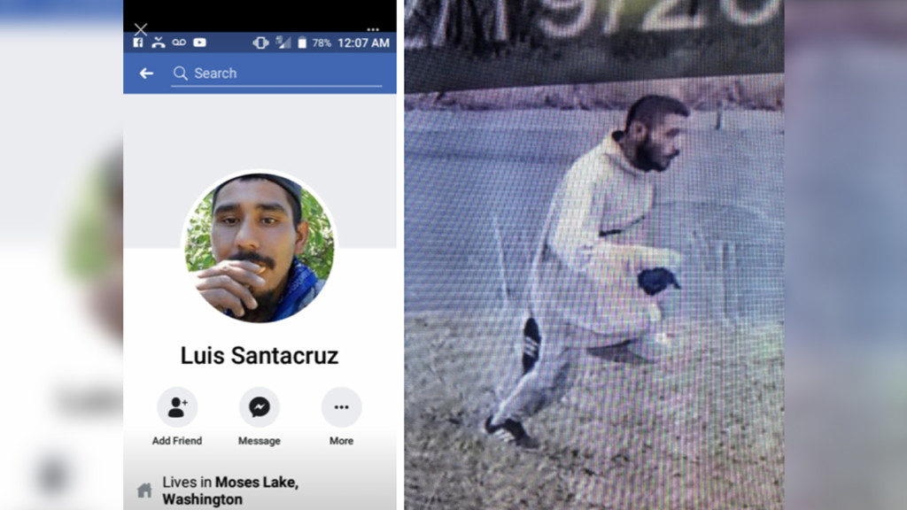 Man arrested after being identified through Facebook photo