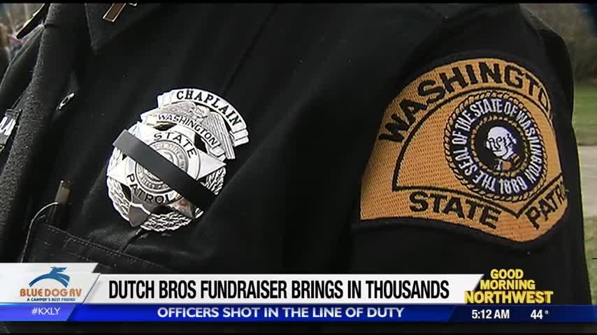 Moses Lake Dutch Bros raises more than $7,300 to support Kittitas law enforcement families