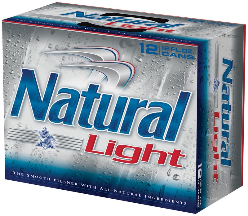 Drink on the job as Natty Light's new intern