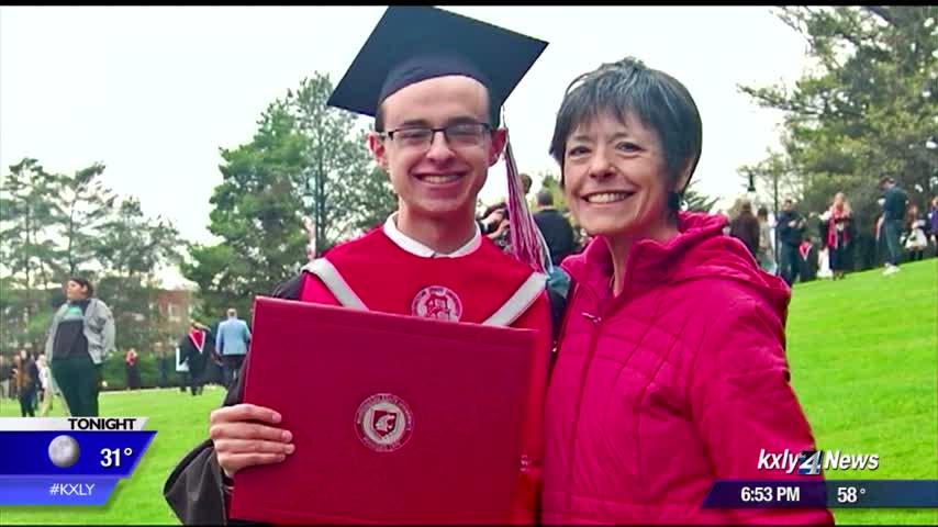Mother's memory takes KXLY producer on special trip to Japan
