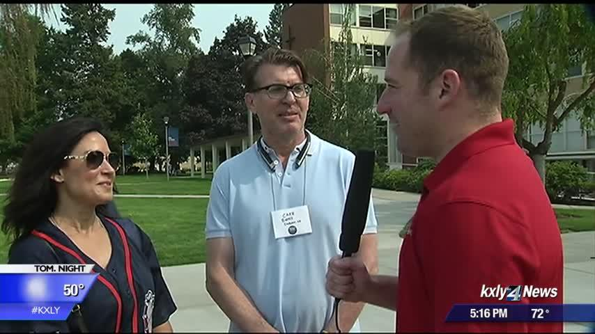 "Move-in day for Gonzaga's ""smartest"" class ever"