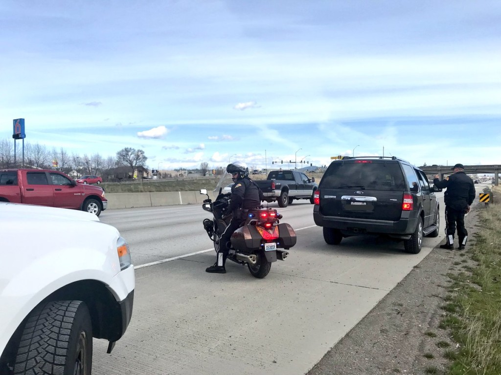 Troopers emphasize Washington's Move Over law
