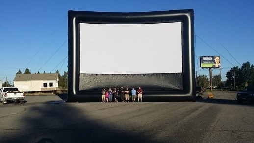 Two drive-in movie locations coming to Spokane County this summer