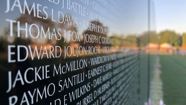 Vietnam Veterans Memorial replica arrives in Medical Lake for the weekend