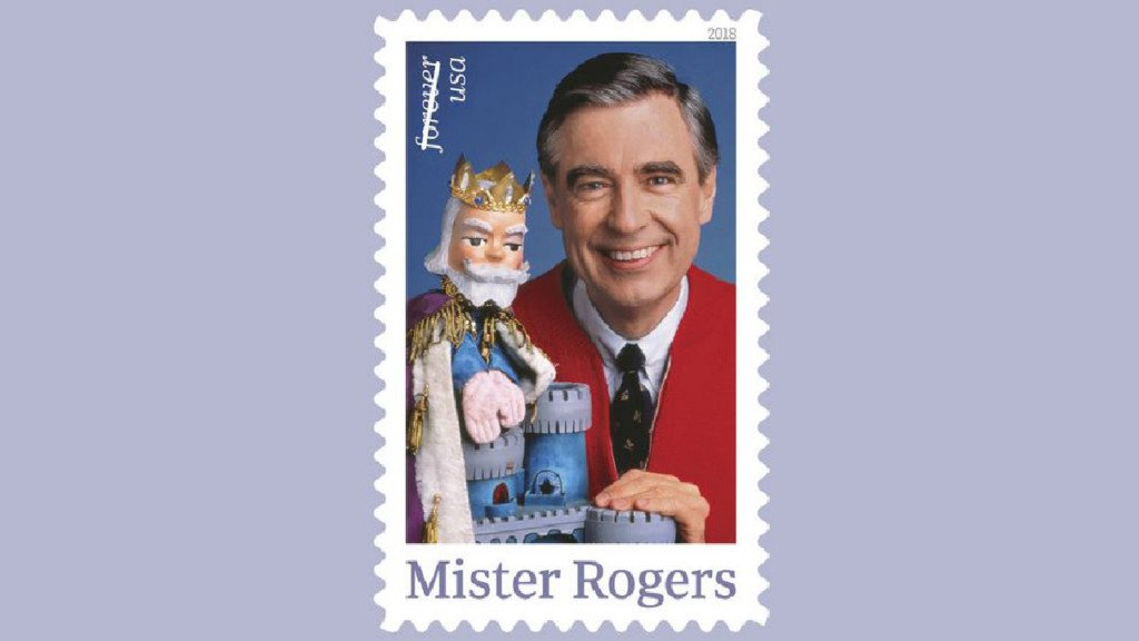 USPS to unveil Mister Rogers stamp next month