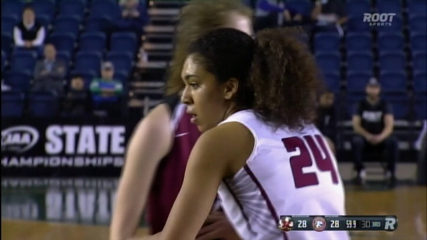 Mt. Spokane girls fall in 3A state championship to Prairie, 37-35