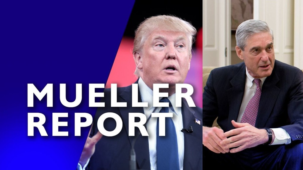 Local lawmakers respond to release of Mueller report