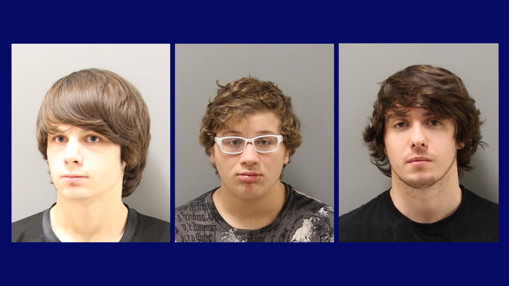 Kootenai deputies arrest 3 teens prowling cars in Hayden