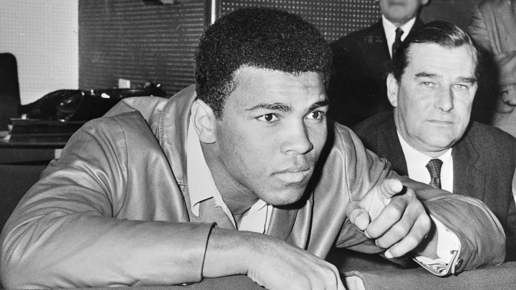 Trump says he might pardon Muhammad Ali, but the boxing legend might not need one