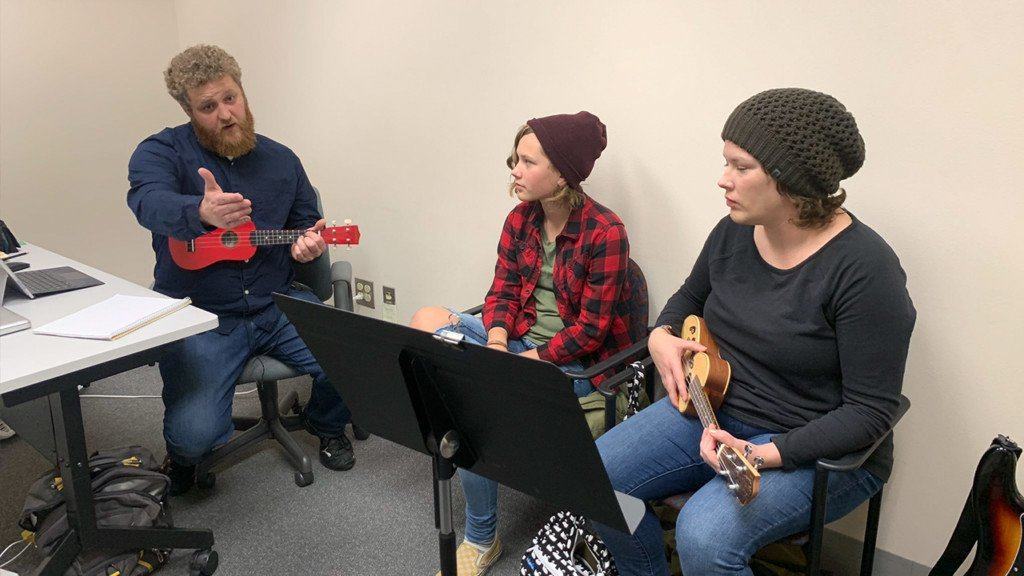 Spokane Public Library offering music lessons, free of charge