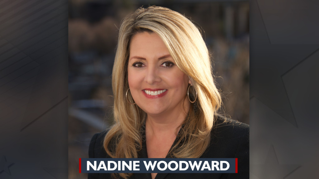 'It's about people who want change': Nadine Woodward to be Spokane's next mayor